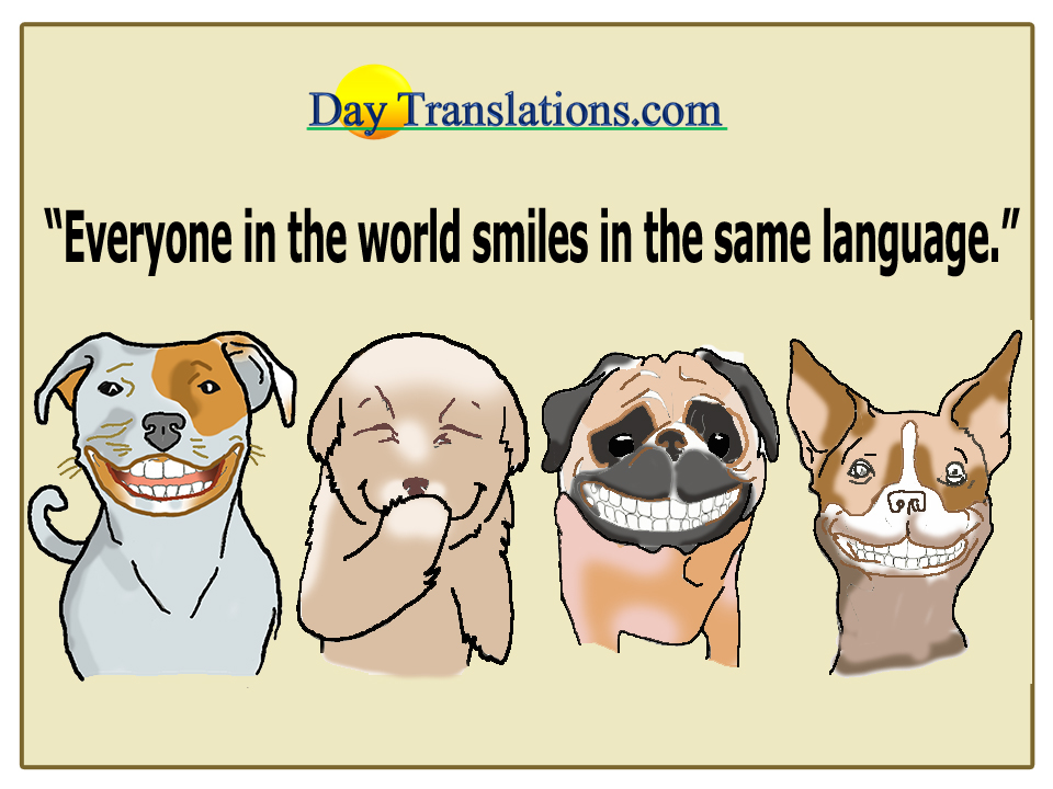 Smile - Day News Cartoon Of The Day