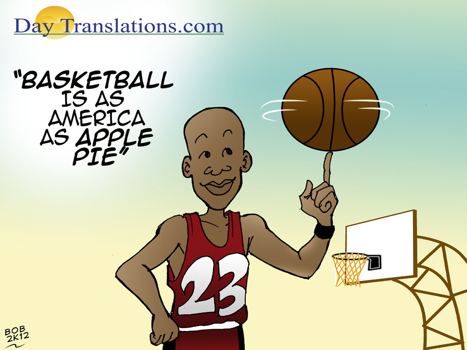 Basketball - Day News Cartoon Of The Day