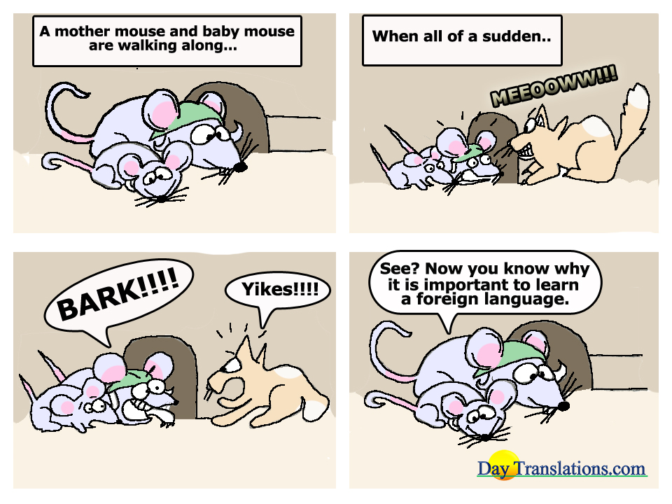 Cat and Mouse - Day News Cartoon Of The Day