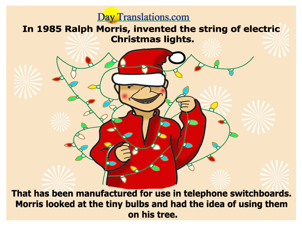 Christmas Lights - Day News Cartoon Of The Day