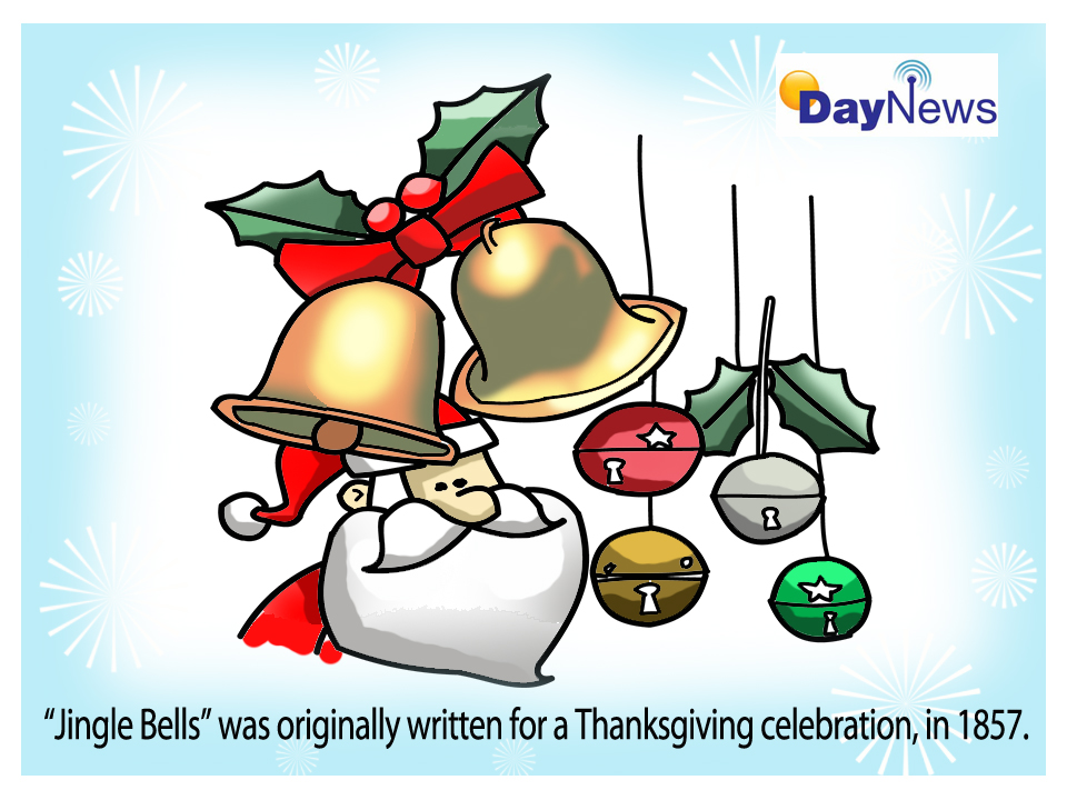 Jingle Bells - Day News Cartoon Of The Day
