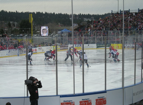 Spokane Chiefs ice hockey team