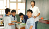 Chinese Teacher and Students