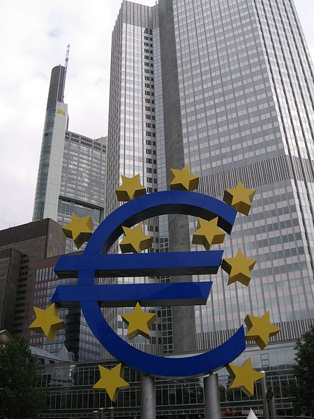 ECB Frankfurt, Germany