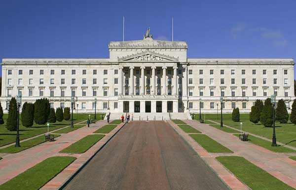 Stormont Parliament Buildings, Northern Ireland