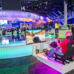 CES show held in Las Vegas