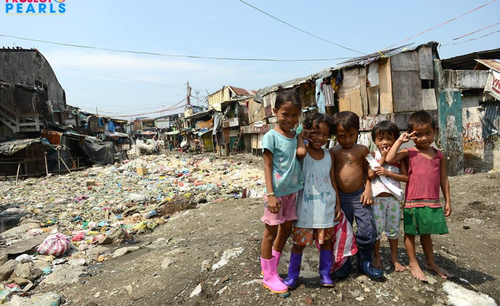 Project PEARLS: Serving the Poor Children in