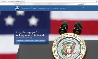 No More Spanish Content on White House Website
