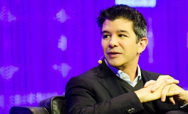 Uber Boss Travis Kalanick