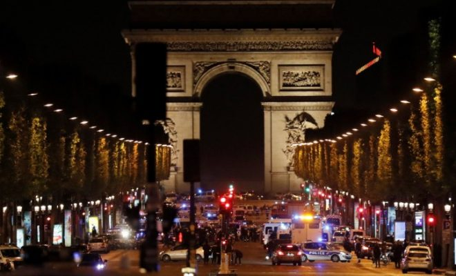 Paris Shooting