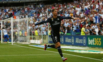 Real Madrid Player Ronaldo
