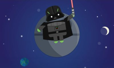 Android Pay Star Wars
