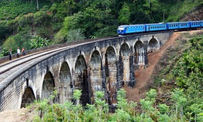 Selfies Ban on Sri Lanka Railway