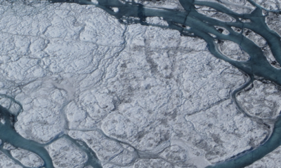 Melting Greenland Ice