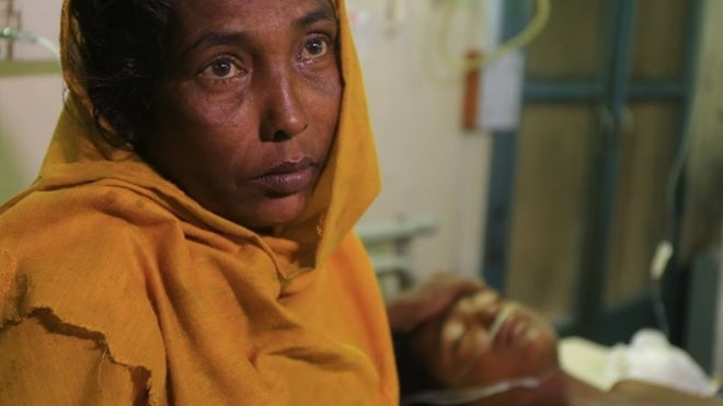 Aid agencies must step up 'massively' to help Rohingya Muslims