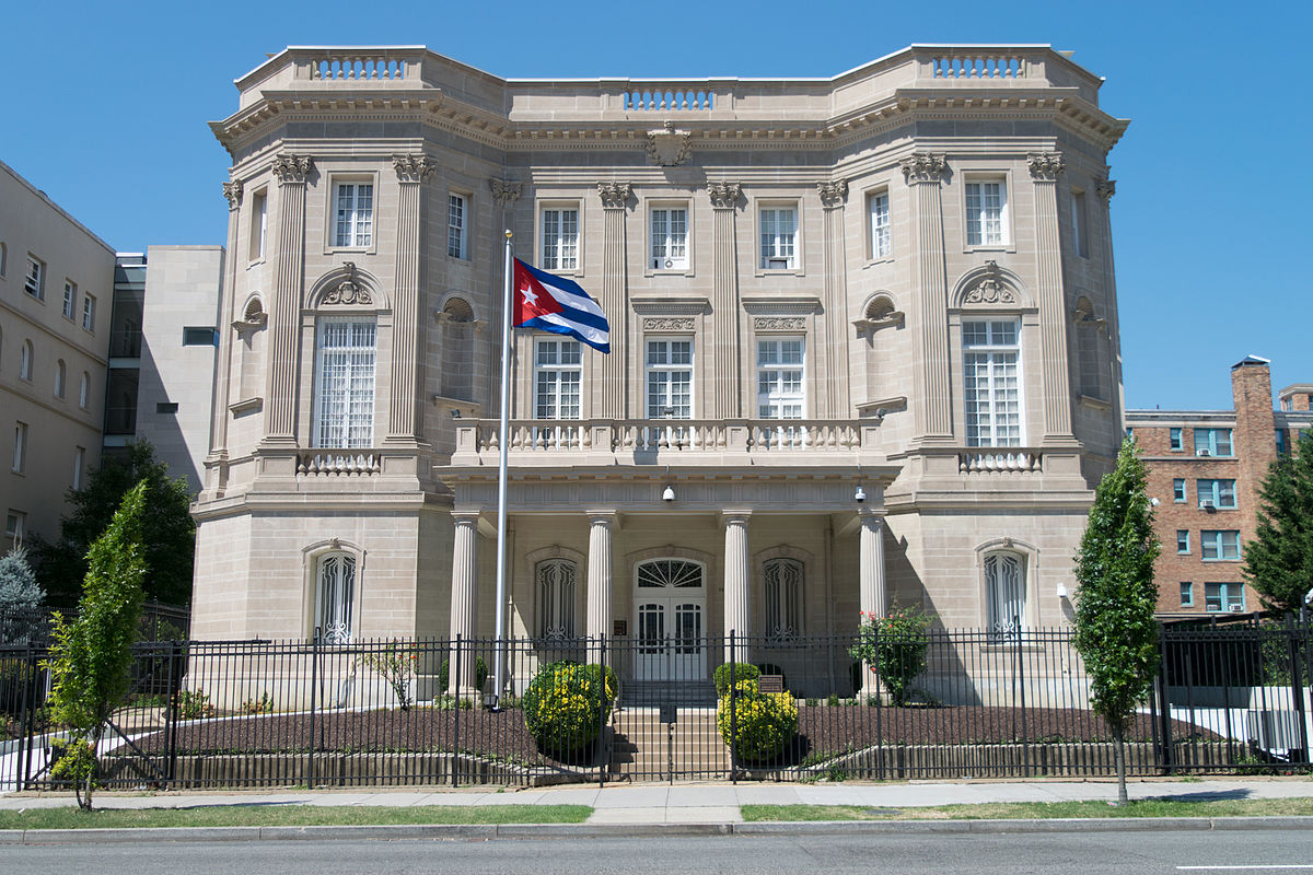Cuba rejects 'unjustified' ouster of United States diplomats