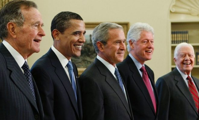 living-former-presidents-to-attend-hurricane-relief-concert